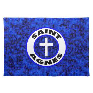 Saint Agnes Placemat