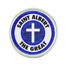 Saint Albert the Great Pin