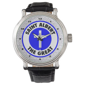 Saint Albert the Great Wrist Watch
