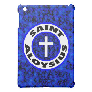 Saint Aloysius iPad Mini Cases