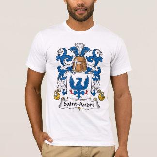 Saint-Andre Family Crest T-Shirt