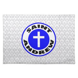 Saint Andrew Cloth Placemat
