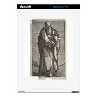 Saint Andrew Decal For The iPad 2