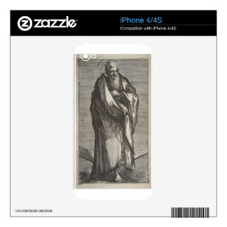 Saint Andrew Decal For The iPhone 4S