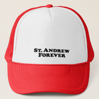 Saint Andrew Forever - Basic Trucker Hat