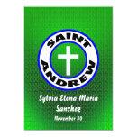 Saint Andrew Invite