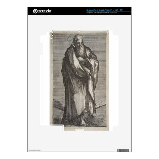 Saint Andrew iPad 3 Decal