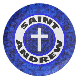 Saint Andrew Plate