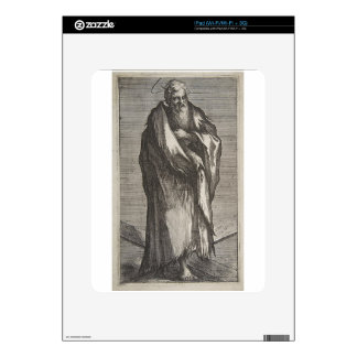 Saint Andrew Skin For iPad