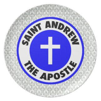 Saint Andrew the Apostle Plate