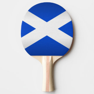 Saint Andrew's Cross Ping-Pong Paddle