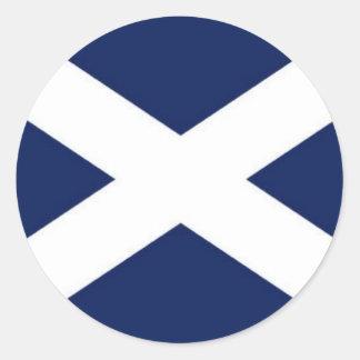 Saint andrews cross stickers
