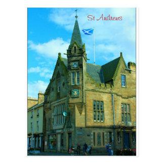 Saint Andrews Tarjeta Postal