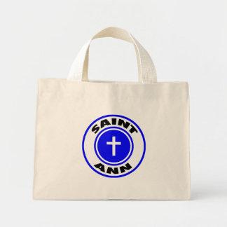 Saint Ann Canvas Bags