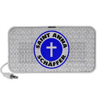 Saint Anna Schäffer Portable Speaker