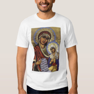 Saint Anne with the Theotokos Tee Shirt