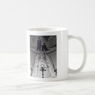 Saint Anne's Catholic Church on Mackinac Island Coffee Mug