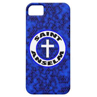 Saint Anselm iPhone SE/5/5s Case