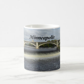 Saint Anthony Falls Minneapolis Photo Coffee Mug