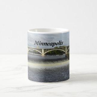 Saint Anthony Falls Minneapolis Photo Coffee Mug