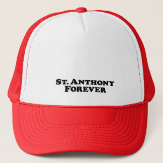 Saint Anthony Forever - Basic Trucker Hat