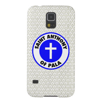 Saint Anthony of Pala Galaxy S5 Cover