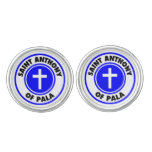 Saint Anthony of Pala Cufflinks
