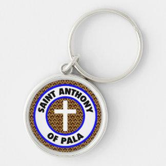 Saint Anthony of Pala Keychain