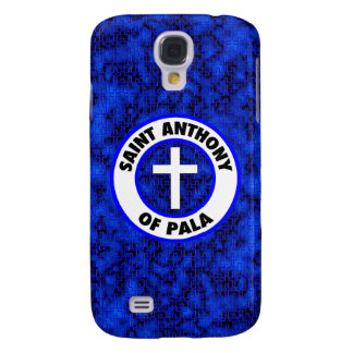 Saint Anthony of Pala Samsung Galaxy S4 Cover