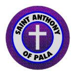 Saint Anthony of Pala Set Of Poker Chips