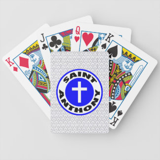 Saint Anthony Card Deck