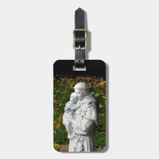 Saint Anthony Travel Bag Tag