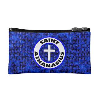 Saint Athanasius Cosmetic Bag