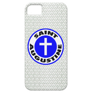 Saint Augustine iPhone 5 Cover