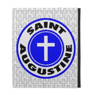Saint Augustine iPad Folio Case
