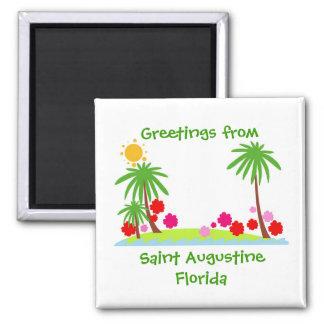 Saint Augustine, Floirida refrigerator magnet