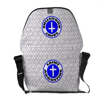Saint Augustine Messenger Bag