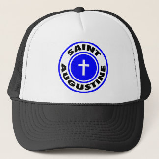 Saint Augustine Trucker Hat