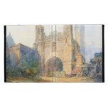 Saint Augustine's Gate, Canterbury iPad Folio Cases