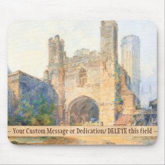 Saint Augustine's Gate, Canterbury Mouse Pad