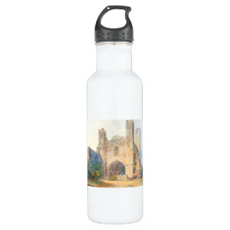 Saint Augustine's Gate, Canterbury Stainless Steel Water Bottle