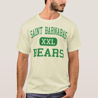 Saint Barnabas - Bears - High - Bronx New York T-Shirt