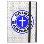 Saint Barnabas iPad Case