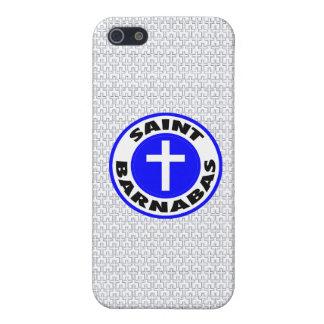 Saint Barnabas iPhone SE/5/5s Case