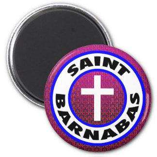 Saint Barnabas Magnet
