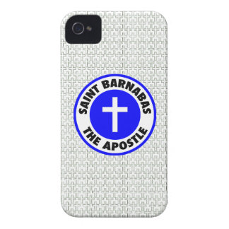 Saint Barnabas the Apostle Case-Mate iPhone 4 Case