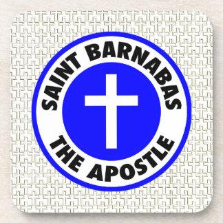 Saint Barnabas the Apostle Drink Coaster