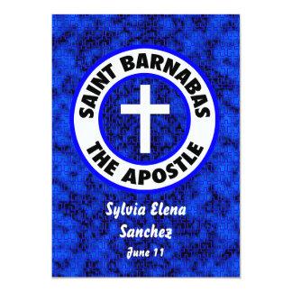 Saint Barnabas the Apostle Invite