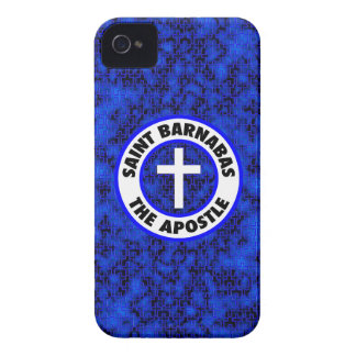 Saint Barnabas the Apostle iPhone 4 Case-Mate Case