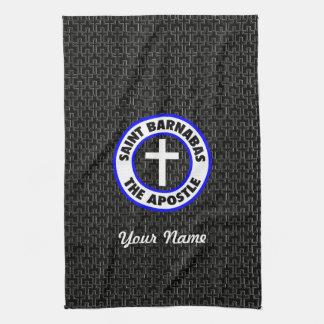 Saint Barnabas the Apostle Kitchen Towel